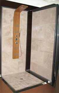 colonne de douche opus