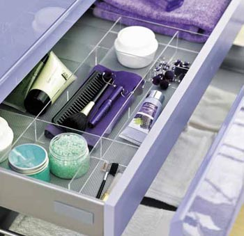 Amenagement salle de bains amenagement petite salle de bains petit meuble salle de bains - Organisation salle de bain ...