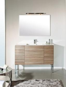 Ameublement salle de bains meuble lavabo armoire salle de bains placard salle - Meuble salle de bain avec lavabo ...