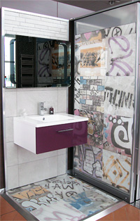 choisir un meuble de salle de bains - Salle De Bain Gris Et Fushia