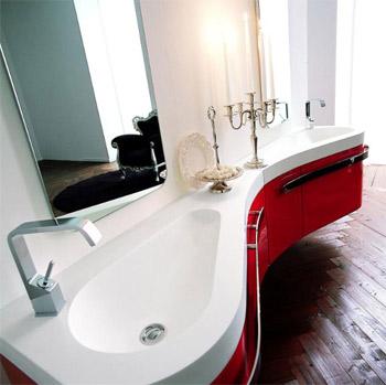 meuble salle de bains design Versa