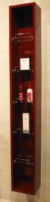 Salle de bains : petit espace