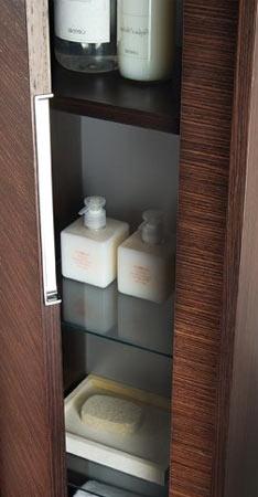 aménagement salle de bains petit espace