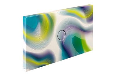 Salle de bains : receveur de douche couleur en exclusivité à Nîmes ...