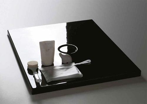 receveur de douche couleur noir id e inspirante pour la conception de la maison. Black Bedroom Furniture Sets. Home Design Ideas